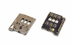 Sim connector Fly IQ238, DS106D, IQ431, IQ449, IQ4601, SL140D