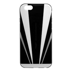 Чехол-накладка Aston Martin PC для iPhone 6/6S Black/White