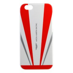 Чехол-накладка Aston Martin PC для iPhone 6/6S White/Red